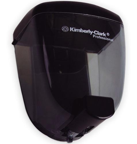 Imagen 1 de 4 de Dispensador Jabón Gel Antibacterial Kimberly-clark Negra