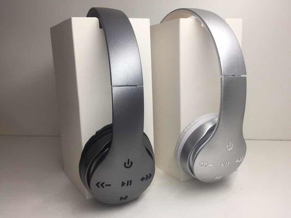 Fone Bluetooth Stereo Headset Som De Alta Qualidade