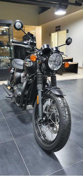 Triumph Boneville T100 Black - 2019