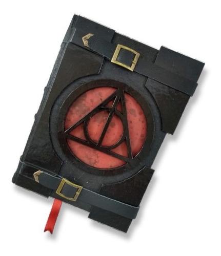 Imagem 1 de 8 de Grimório Harry Potter Gryffindor