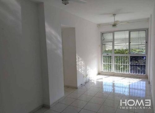 Imagem 1 de 14 de Apartamento Com 2 Dormitórios À Venda, 50 M² Por R$ 179.000,00 - Pechincha - Rio De Janeiro/rj - Ap2215
