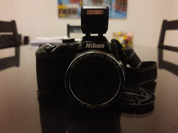 Nikon Coldplix B500 10 Días De Uso