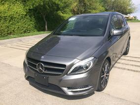 Mercedes Benz Clase B 1.6 180 Cgi Exclusive Mt