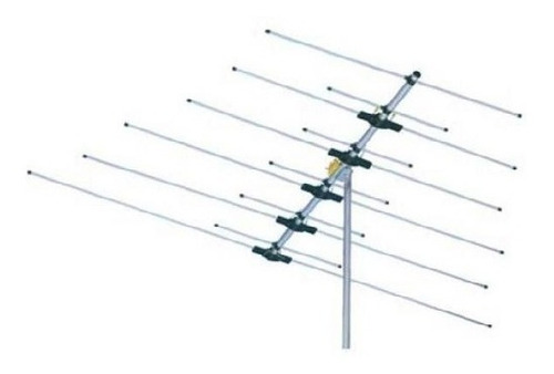 Antena Super Logaritmica Ambas Bandas
