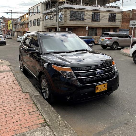 Ford Explorer Usada Blindada 2013