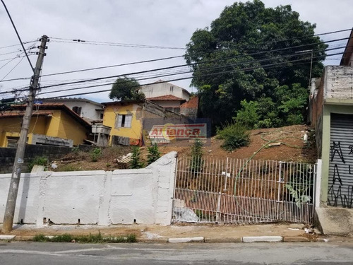 Terreno Residencial À Venda, Gopoúva, Guarulhos. - Ai7804