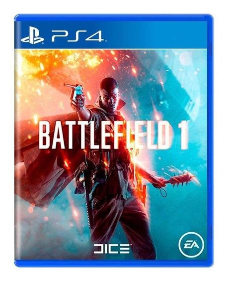 Battlefield 1 Ps4 Mídia Física Pronta Entrega