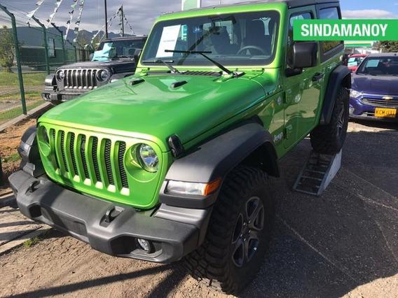 Jeep Wrangler Sport Jl 3.6 4x4 Aut 1c4hjxagxkw673205