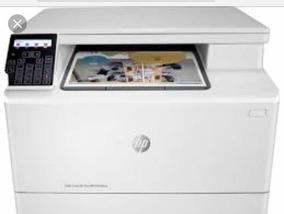 Impressora Multifuncional Hp M180nw 220 Voltes Com Not Fisca