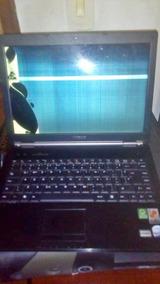 Notebook Microboard Core 2 Duo Hd 320 4gb De Memoria