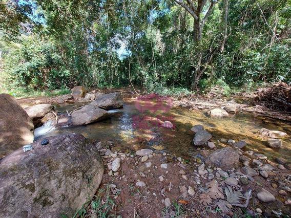 Sítio À Venda, 250000 M² Por R$ 750.000 - Rio Da Prata - Santa Leopoldina/es - Si0004