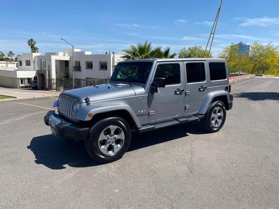 Jeep Wrangler Sahara 2016 4x4