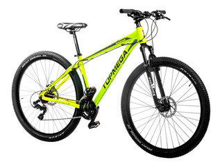 Bicicleta Mountain 29 Top Mega Sunshine Aluminio Freno Disco