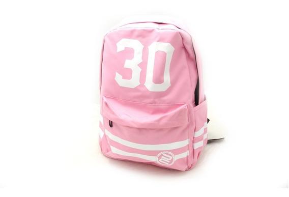 Mochila Escolar Modelo Teen Rosa 30