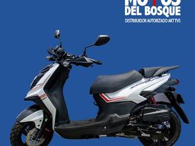 Llévate Tu Akt Dynamic Pro Blanco 125 Sólo Con Tu Cédula!!!