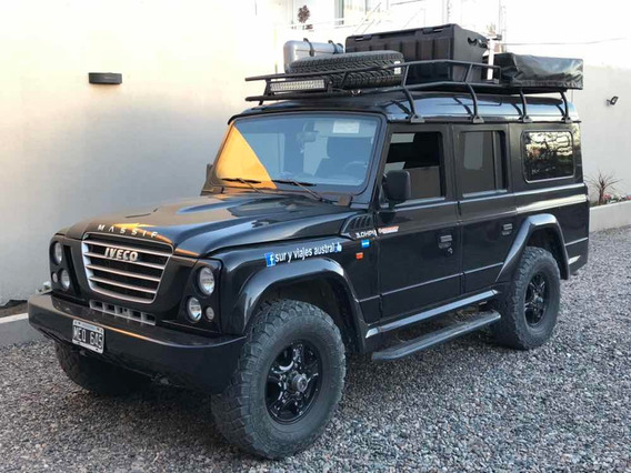 Land Rover Defender Iveco Massif 3.0 4x4