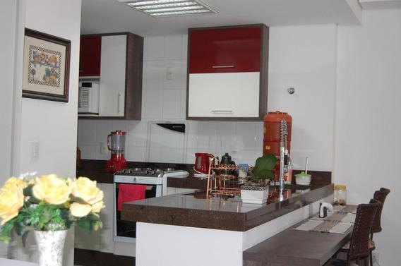 Apartamento Em Barreiros, São José/sc De 106m² 3 Quartos À Venda Por R$ 510.000,00 - Ap399922