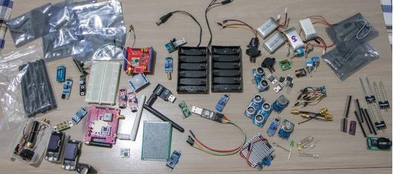 Kit Ttgo Lora + Módulos Lora + Arduino + Sensores