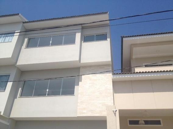 Casa Para Venda Em Volta Redonda, Jardim Belvedere, 3 Dormitórios, 1 Suíte, 3 Banheiros, 4 Vagas - 101_2-581496