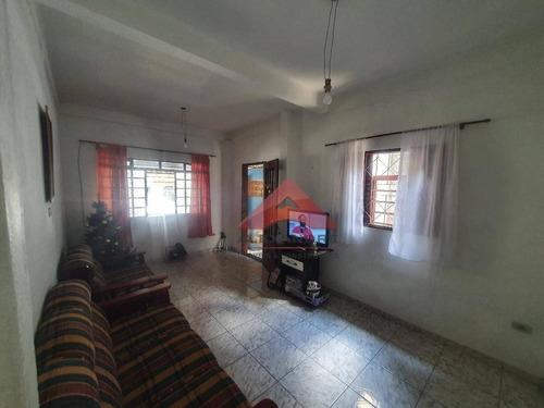 Imagem 1 de 13 de Casa À Venda, 146 M² Por R$ 372.000,00 - Jardim Ismênia - São José Dos Campos/sp - Ca4534