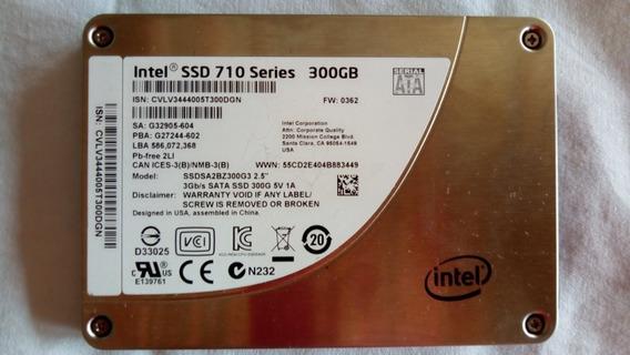 Ssd Intel Ssd 710 Series 300 Gb