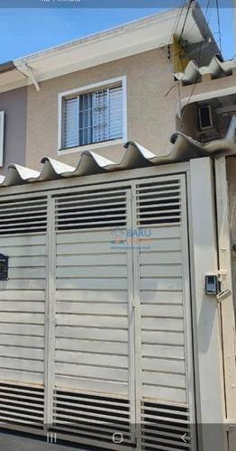 Imagem 1 de 7 de Sobrado Com 3 Dormitórios À Venda, 130 M² - Perdizes - São Paulo/sp - So4553