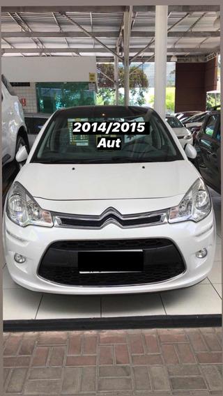 Citroën C3 1.6 Vti 16v Tendance Flex Aut. 5p 2015