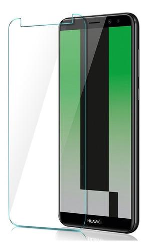 Huawei Mate 10 Lite Funda Armor & Mica De Vidrio Templado