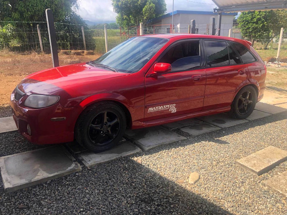 Mazda Protege 5 Hashback