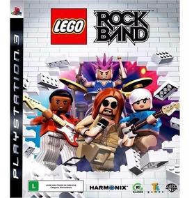 Lego Rockband - Ps3 - Lacrado
