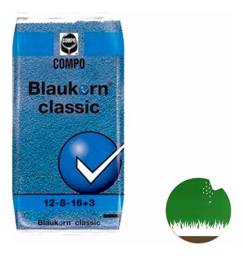 Fertilizante Nitrofoska Blaukorn N P K 12-8-16 (+3 + T E)