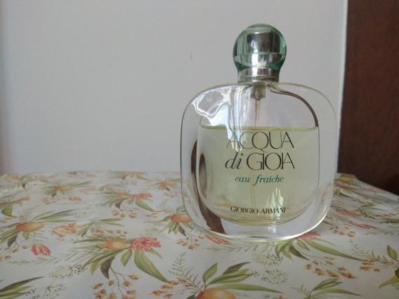 Perfume Acqua De Gioia Eau Fraiche Giorgio Armani 50 Ml