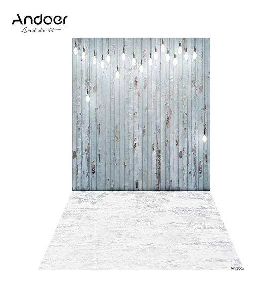 Andoer 1.5 * 0.9m/4.9 * 3.0ft Fundo