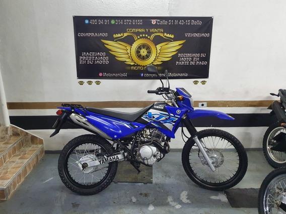 Yamaha Xtz 125 Mod 2015 Papeles Nuevos Traspaso Incluido