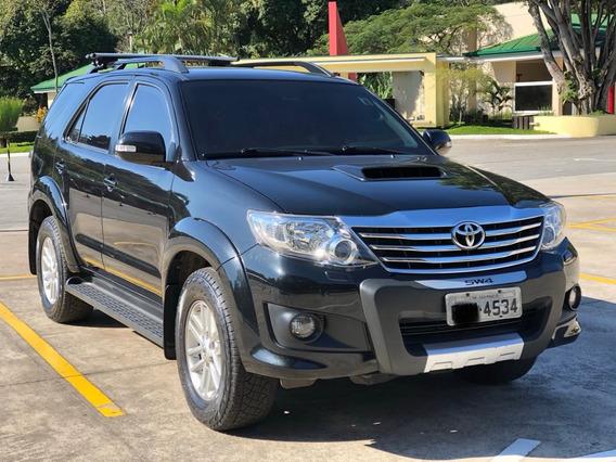 Toyota Hilux Sw4 Diesel 7 Lugares At 2013 Blindagem N3a