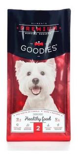 Alimento Balanceado Premium Goodies Perro Pequeño 3 X 2kg