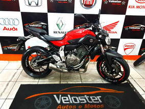 Yamaha Mt-07 | Somente 22.431km - 2016