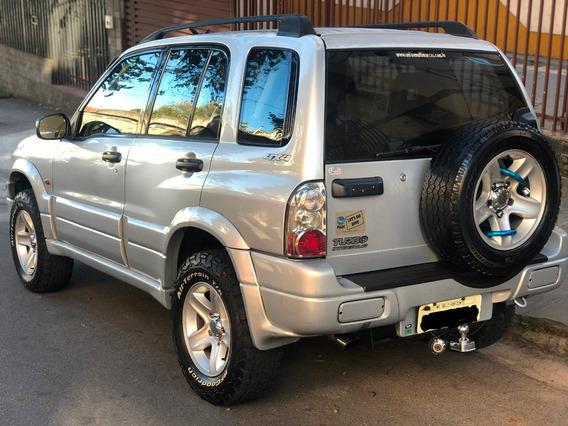 Tracker 2001 2.0 4x4 8v Turbo Intercooler Diesel 4p