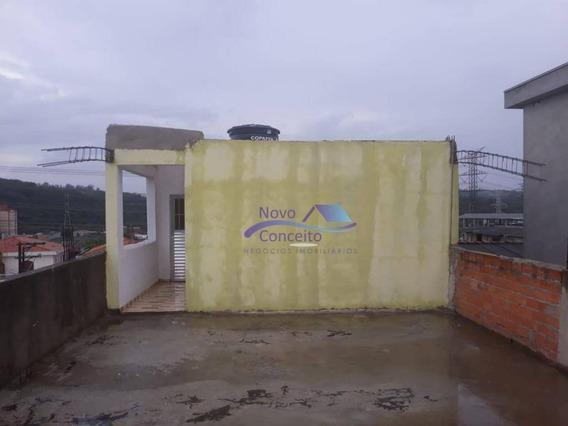 Casa Com 1 Dormitório Para Alugar, 35 M² Por R$ 800,00/mês - Cidade São Mateus - São Paulo/sp - Ca0072