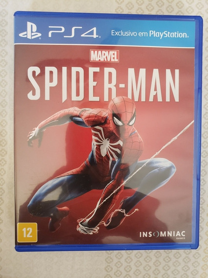 Spider-man Ps4 Físico