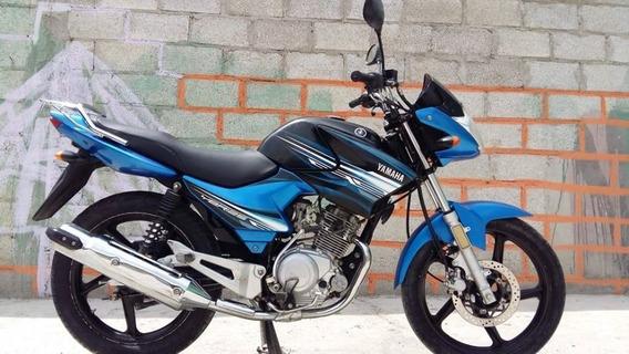 Moto Yamaha 125 Ybr