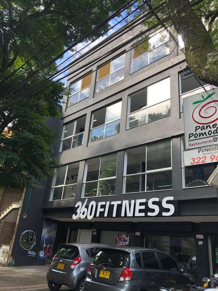 Edificio Comercial Laureles 4 Pisos + Terraza - Medellin