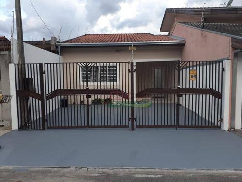 Casa Com 2 Dormitórios À Venda, 130 M² Por R$ 240.000,00 - Vila Das Flores - São José Dos Campos/sp - Ca1939