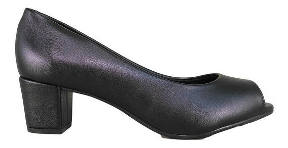 Zapatos Escotados Taco 5 Cm Beira Rio 4777300 Lujandro Mujer