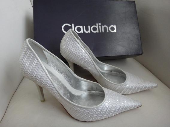 Sapato Claudina Para Noivas
