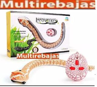 Innovación Infrarroja Rc Sonajero Serpiente De Juguete