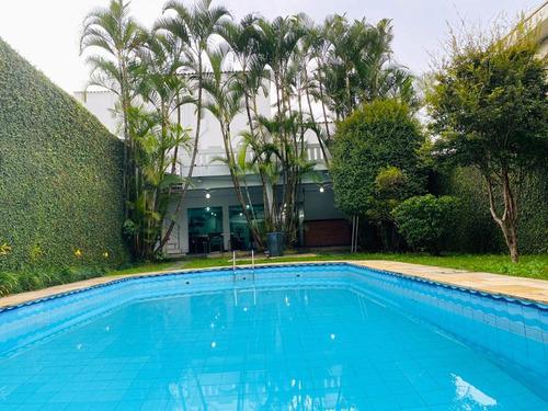 Imagem 1 de 26 de Sobrado A Venda Alto Da Boa Vista - Reo547110