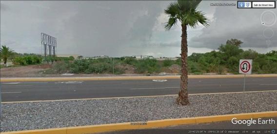 Terreno De 10,600 M2. Prol Blvd. Antonio Rosales, Los Mochis