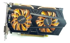 Geforce Zotac Gtx Performance Nvidia Gtx 660 2gb Ddr5 192bit
