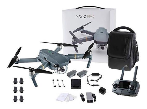 Drone Dji Mavic Pro Combo Flymore + Acessórios Vale A Pena